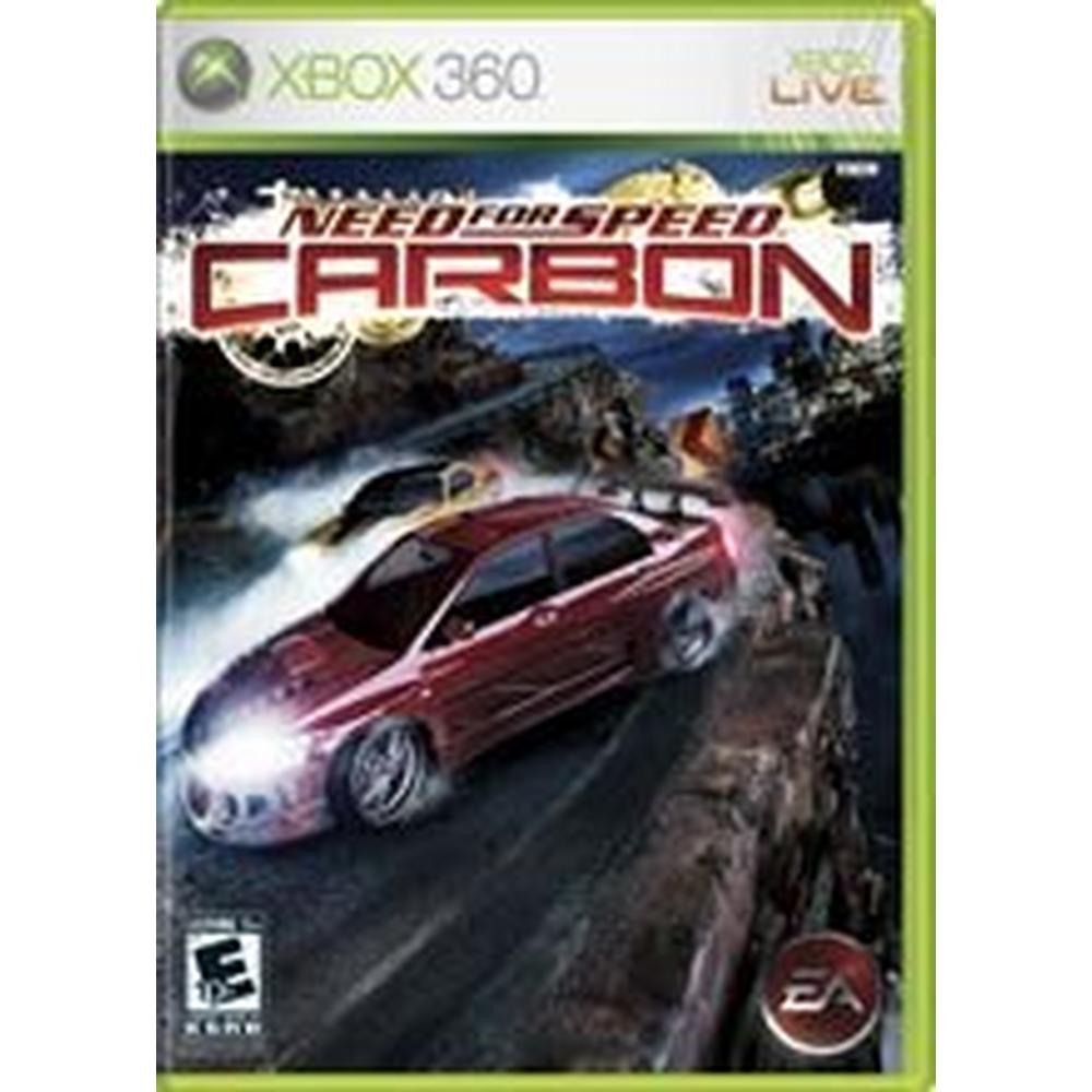 Need For Speed Carbon Xbox 360 Gamestop