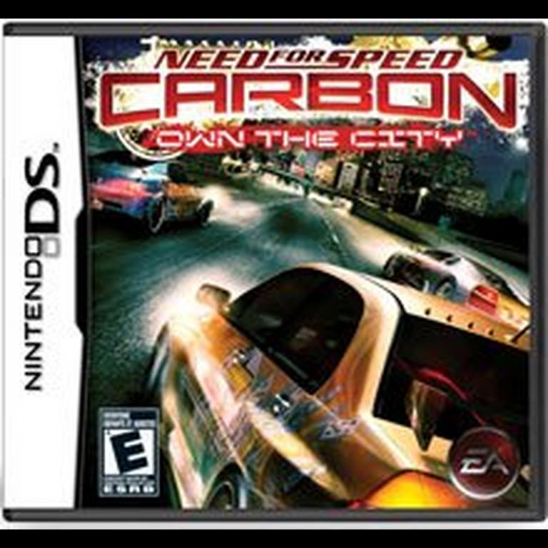Need For Speed Carbon Own The City Nintendo Ds Gamestop