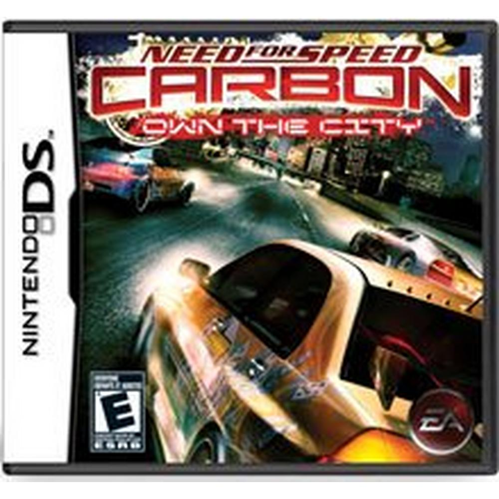 Need for Speed Carbon Own the City | Nintendo DS | GameStop