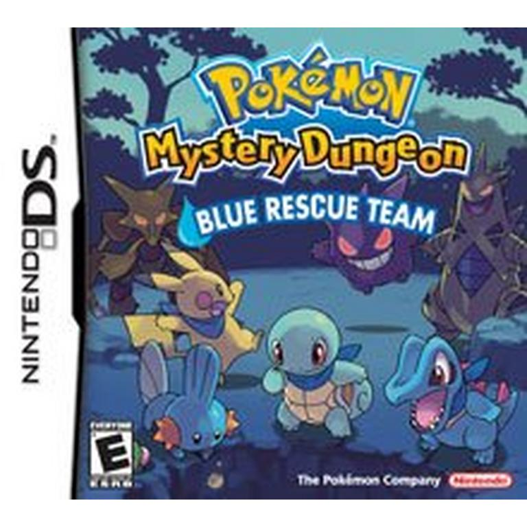 Pokemon Mystery Dungeon: Blue Rescue Team | Nintendo DS | GameStop