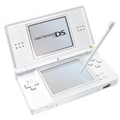 Nintendo DS Lite System with AC Adapter and Stylus