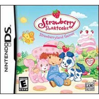 Strawberry Shortcake StrawberryLand Games