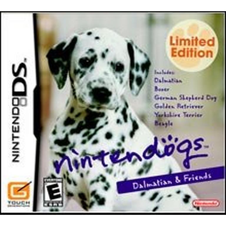 Nintendogs Dalmatian and Friends