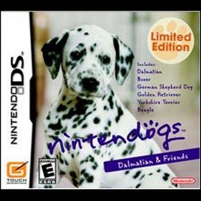 Nintendogs Dalmatian and Friends