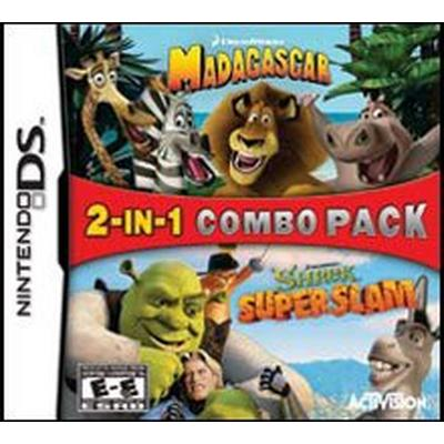 Madagascar/Shrek SuperSlam Bundle