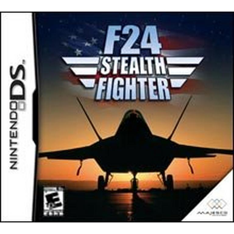F-24: Stealth Fighter