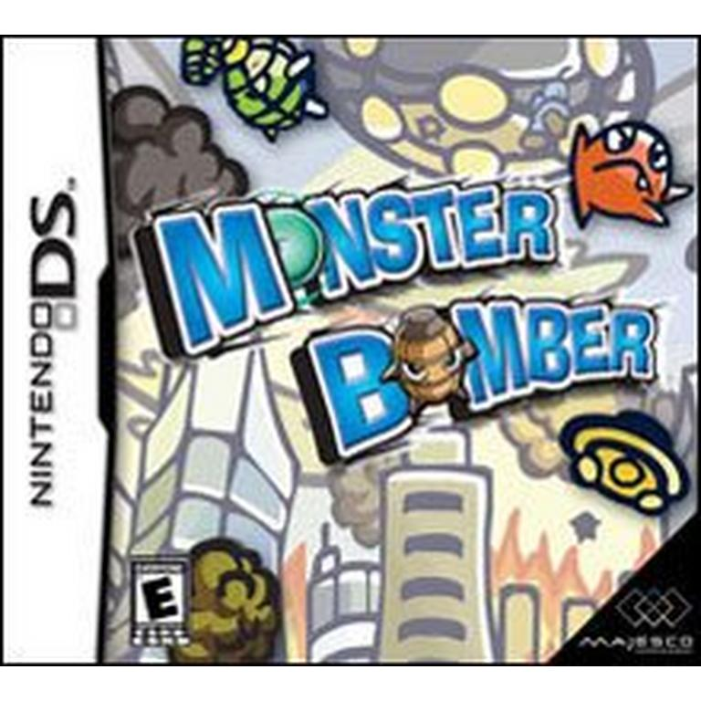 Monster Bomber