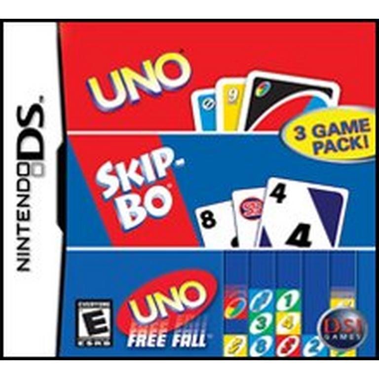 Uno/Skip-Bo/Freefall