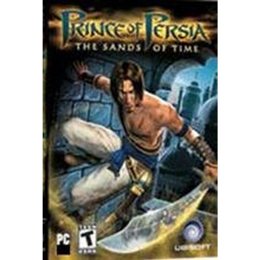 Prince Of Persia The Sands Of Time Pc Gamestop