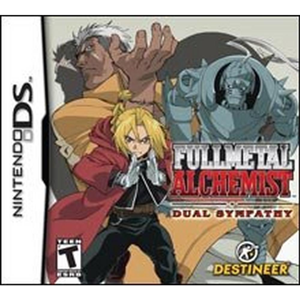 FullMetal Alchemist: Dual Sympathy | Nintendo DS | GameStop