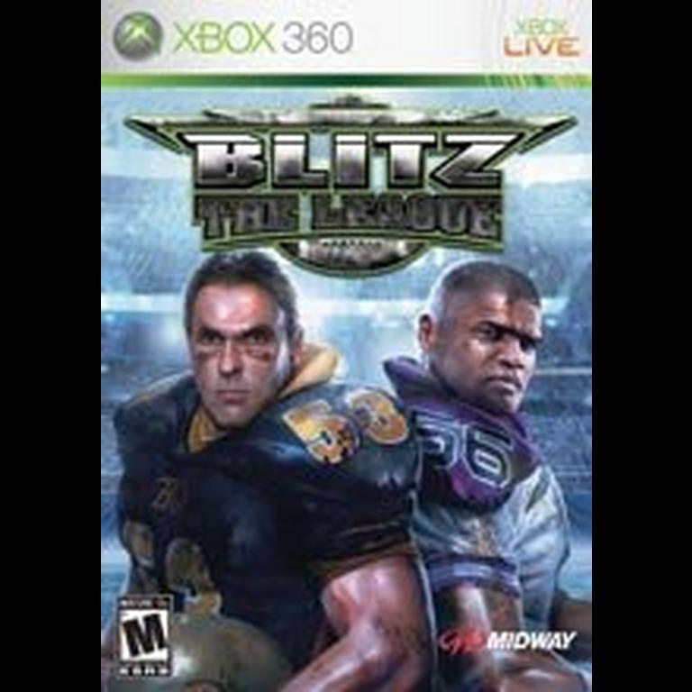 Blitz: The League