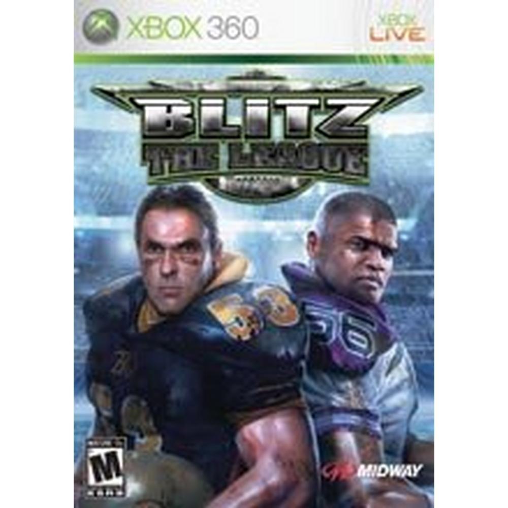 Blitz: The League   Xbox 360   GameStop