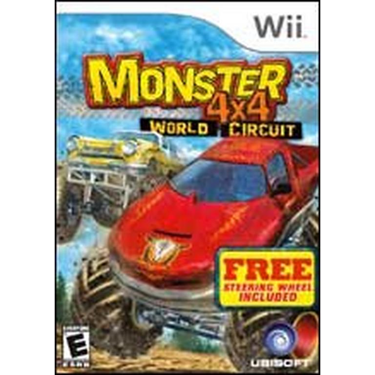 Monster 4x4: World Circuit (Game Only)