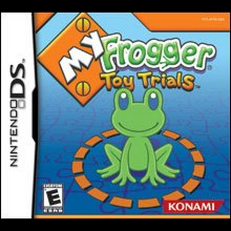 My Frogger: Toy Trials
