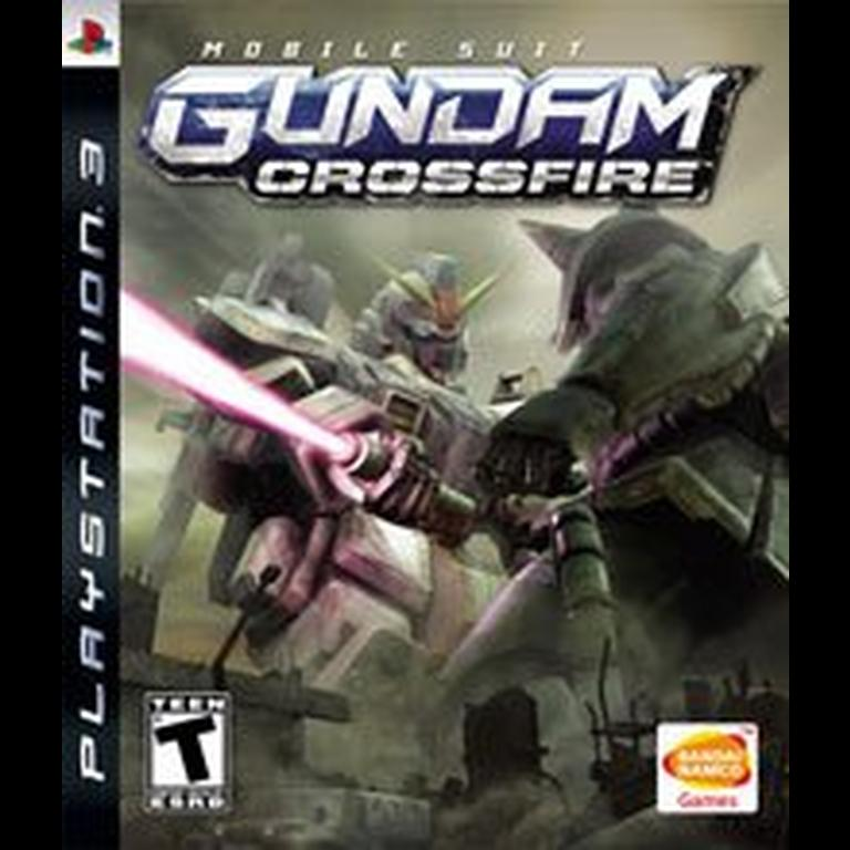 Mobile Suit Gundam Crossfire