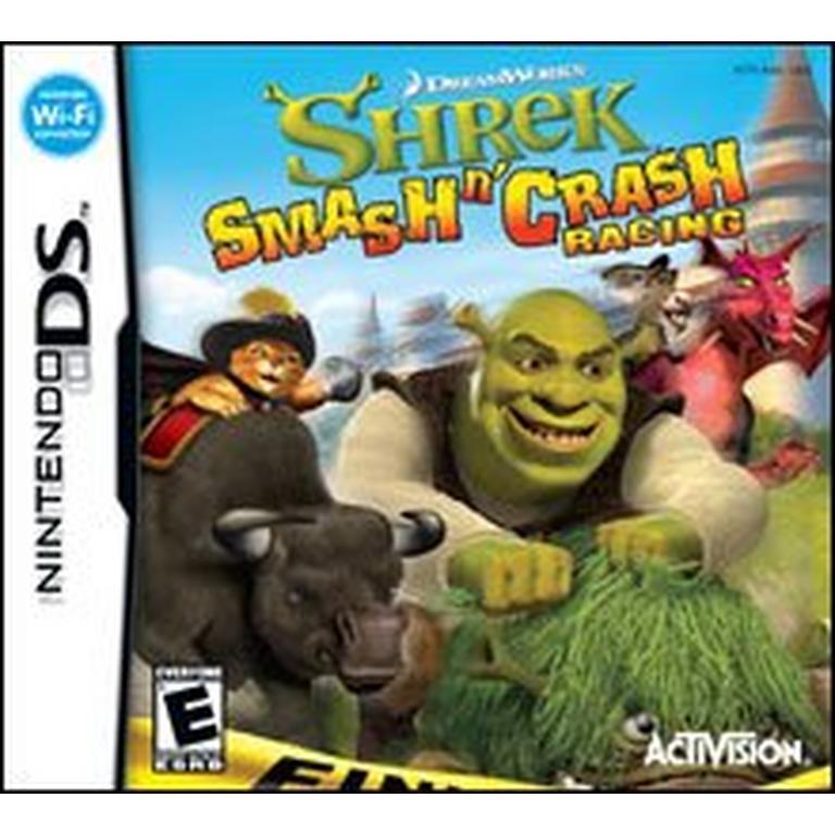 Shrek Smash 'N Crash