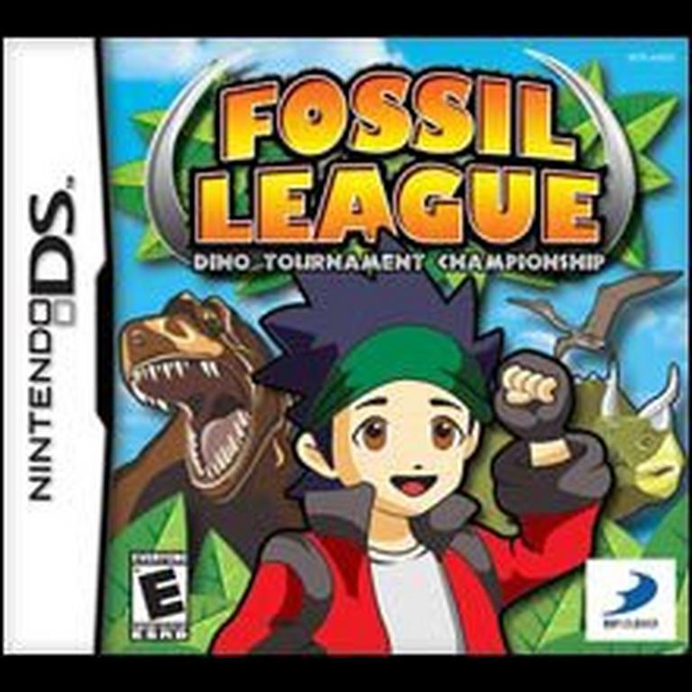 Fossil League Dino Tournament