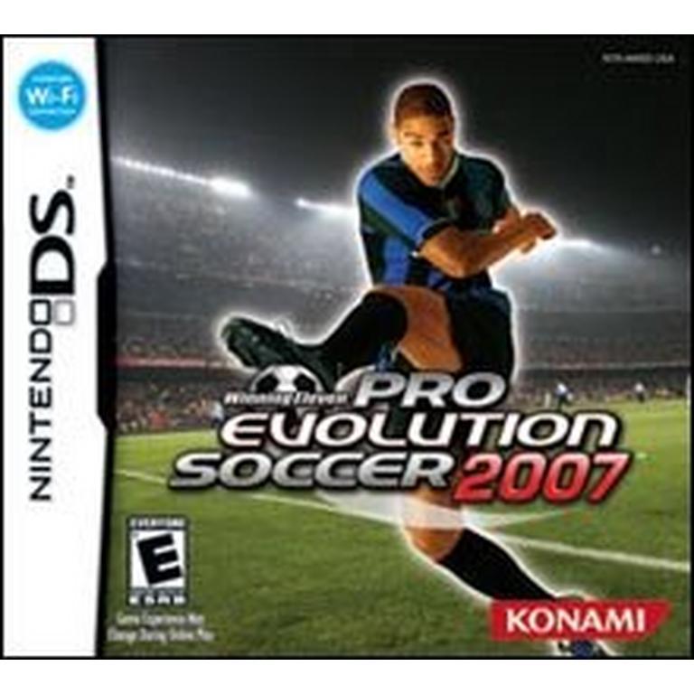 Winning Eleven: Pro Soccer 2007