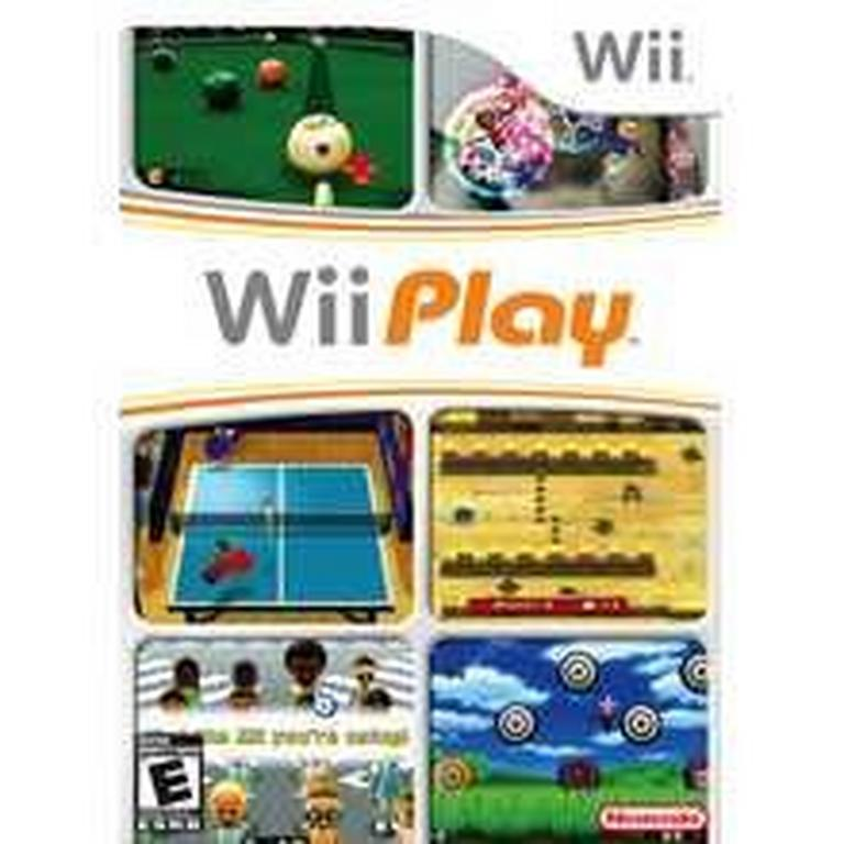 Wii Play - Game Only