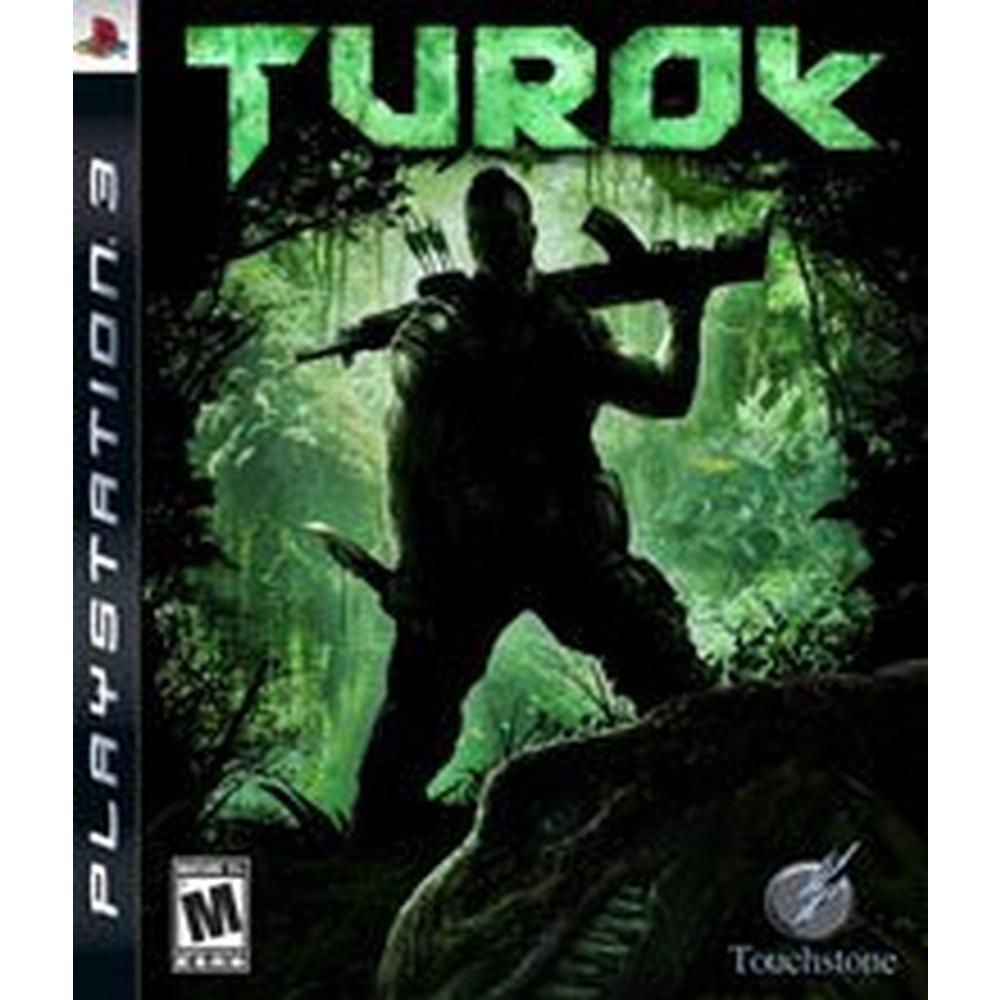 Turok | PlayStation 3 | GameStop