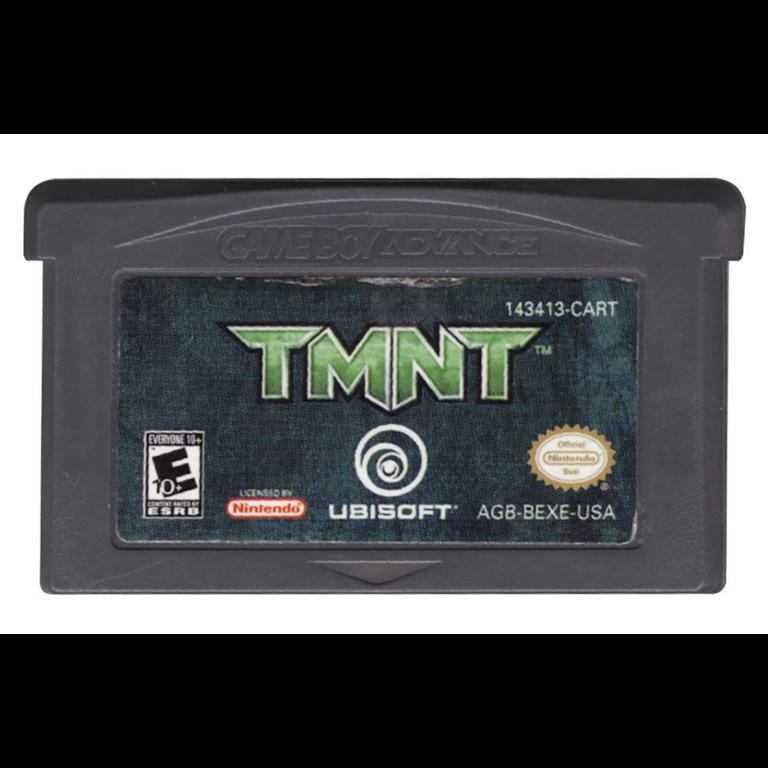 TMNT: Teenage Mutant Ninja Turtles