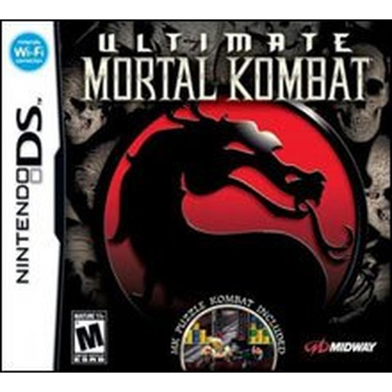 Midway Mortal Kombat Available At GameStop Now!