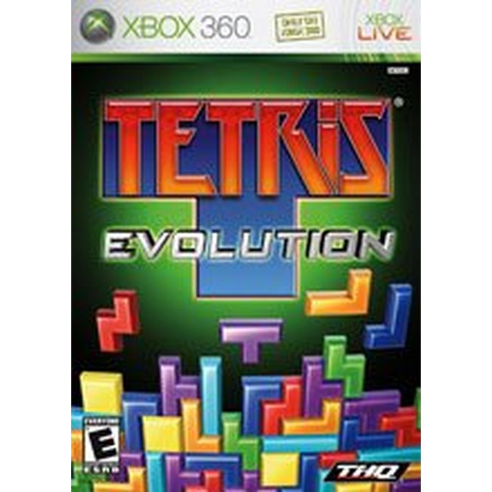 Tetris Evolution | Xbox 360 | GameStop