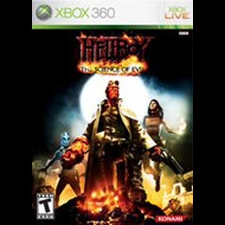 Hellboy: Science of Evil