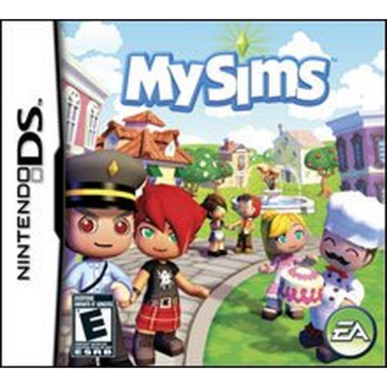 My Sims | Nintendo DS | GameStop