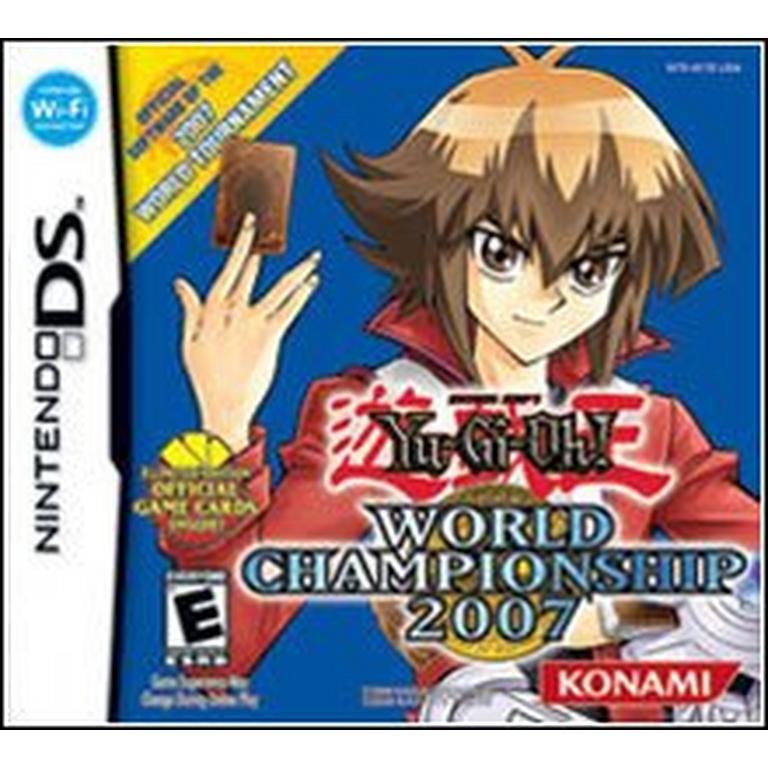 Yu-Gi-Oh! World Championship 07