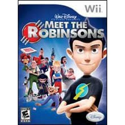 Disneys Meet the Robinsons
