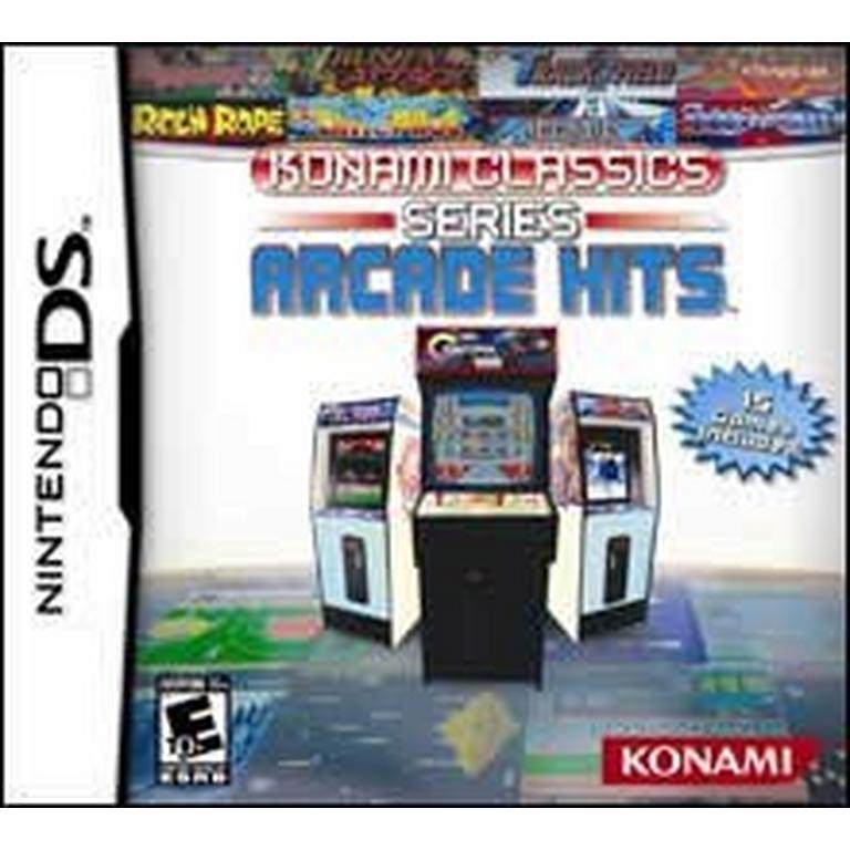 Konami Hits: Arcade Classics