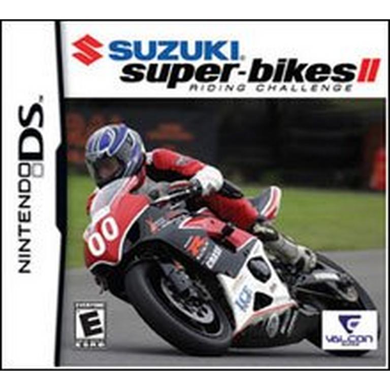 Suzuki Superbikes II: Riding Challenge