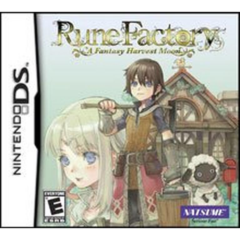 Rune Factory: Fantasy Harvest Moon