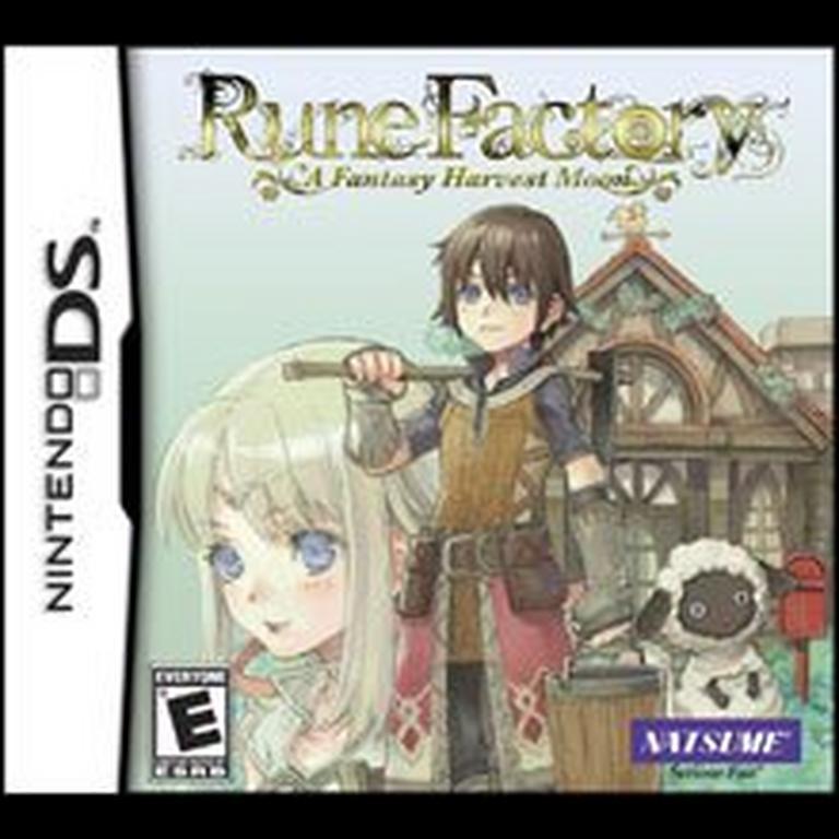 Rune Factory: Fantasy Harvest Moon