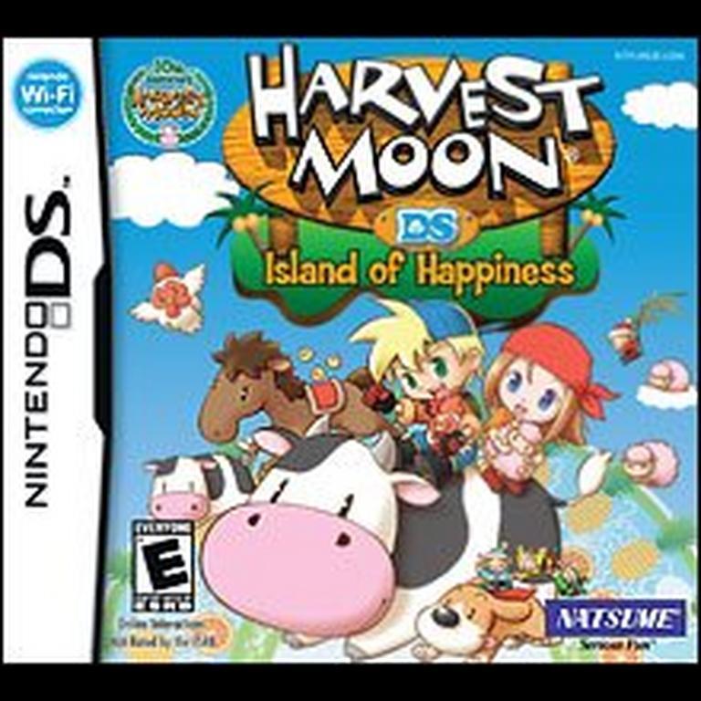 Harvest Moon: Island of Happiness