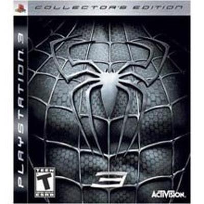 Spider-Man 3 Collectors Edition