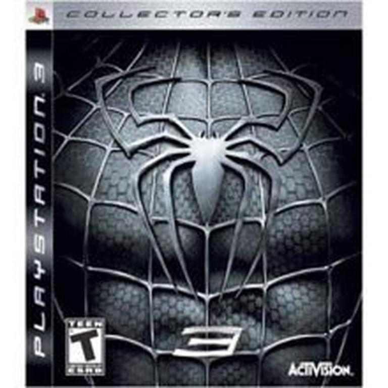 Spider-Man 3 Collectors Edition