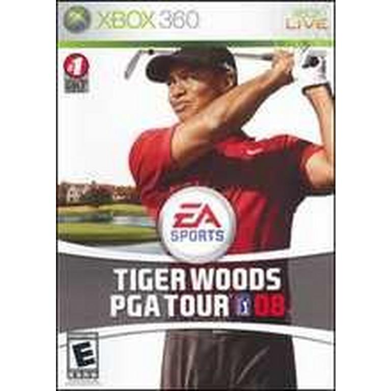 Tiger Woods PGA Tour Golf 08