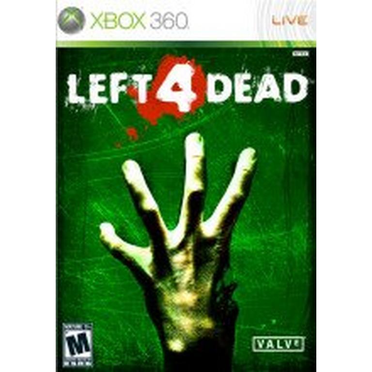 Left 4 Dead | Xbox 360 | GameStop