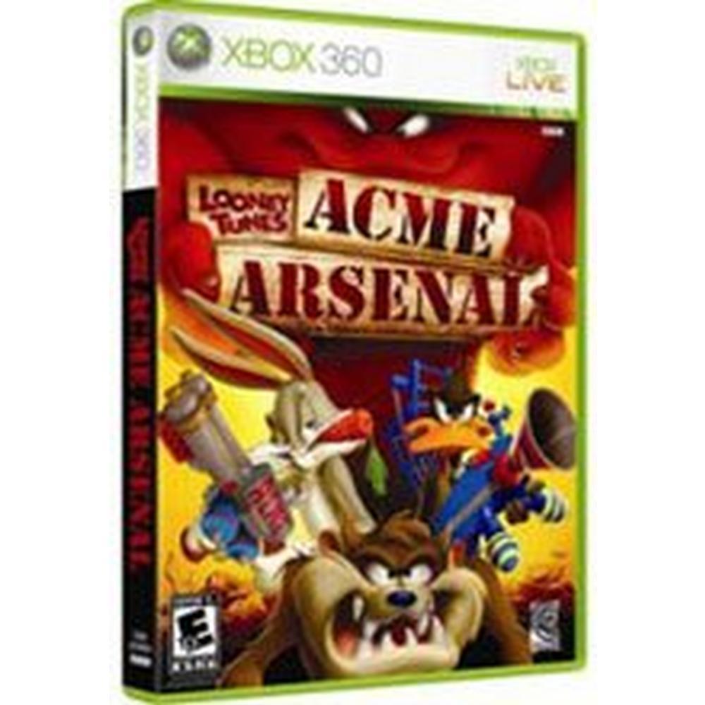Looney Tunes ACME Arsenal   Xbox 360   GameStop