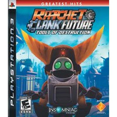 Ratchet And Clank Future Tools Of Destruction Playstation 3