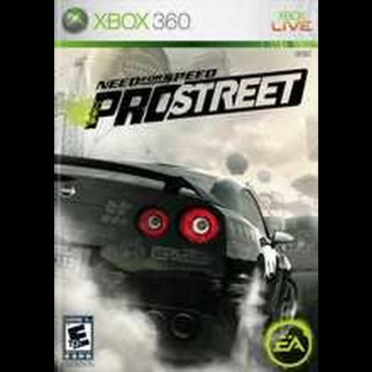 Need For Speed Prostreet Xbox 360 Gamestop