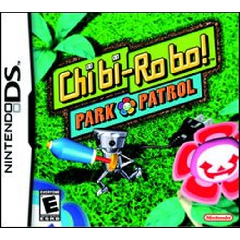 Chibi-Robo Park Patrol