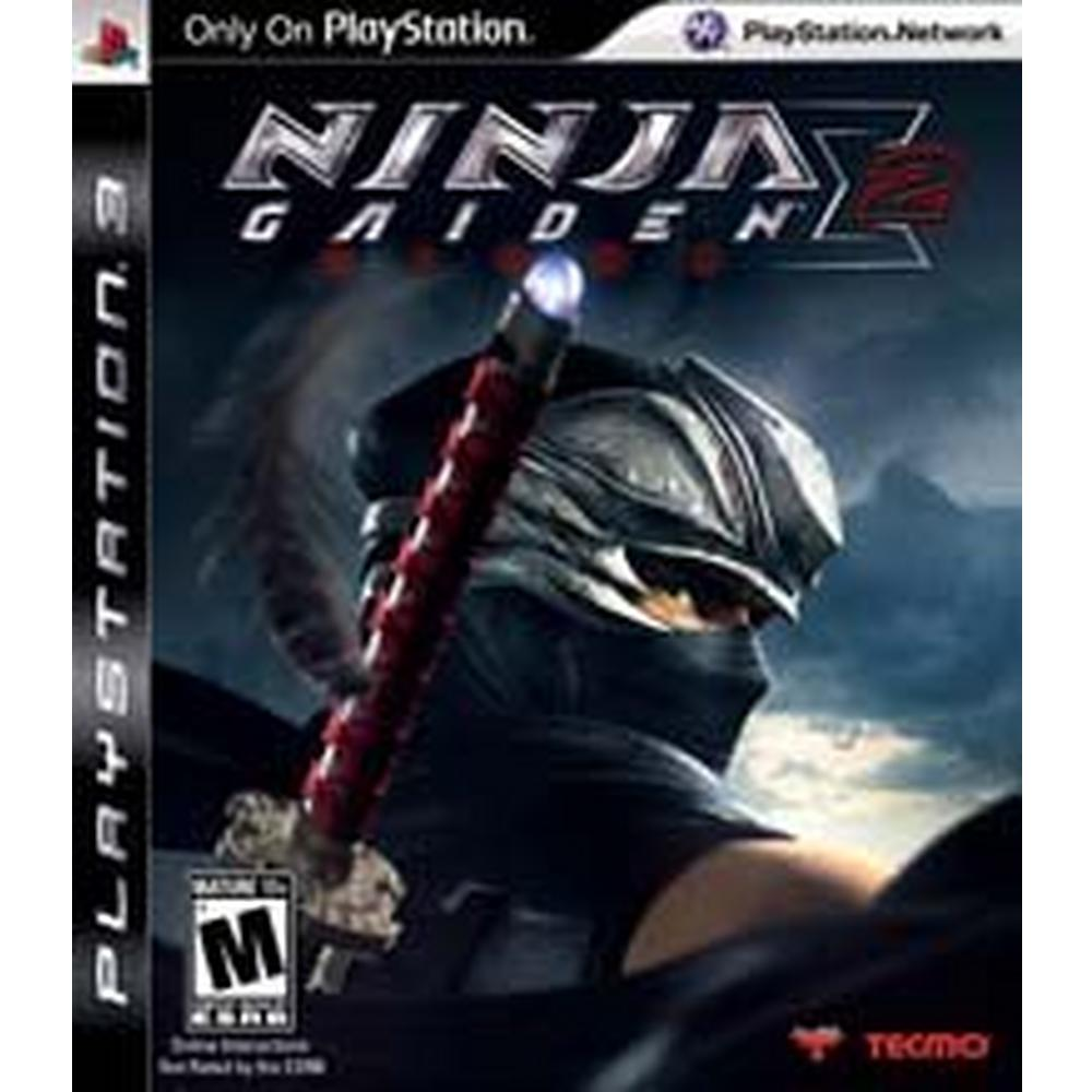 Ninja Gaiden Sigma Playstation 3 Gamestop