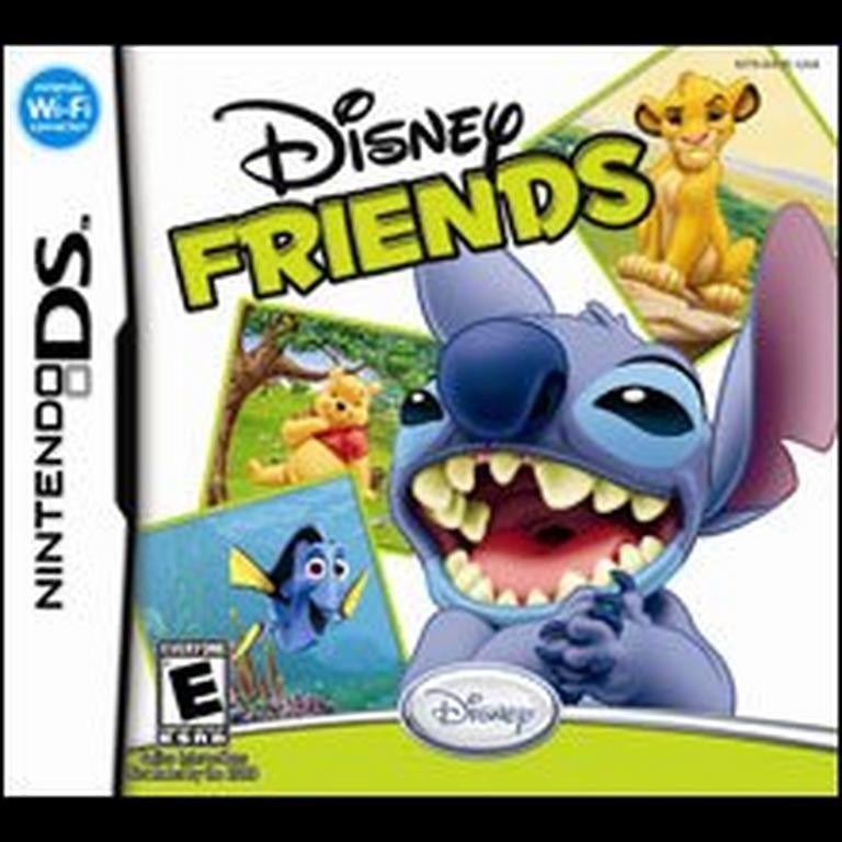 Disney Friends