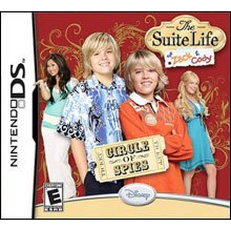 The Suite Life of Zack and Cody: Circle of Spies