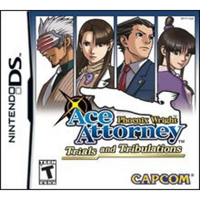 Phoenix Wright: Trials & Tribulations
