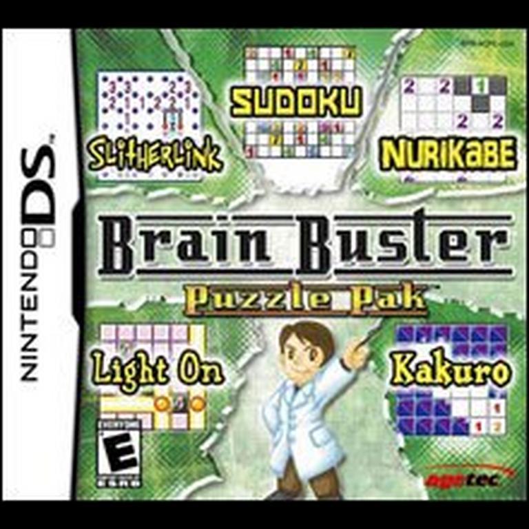 Brain Buster Puzzle Pak