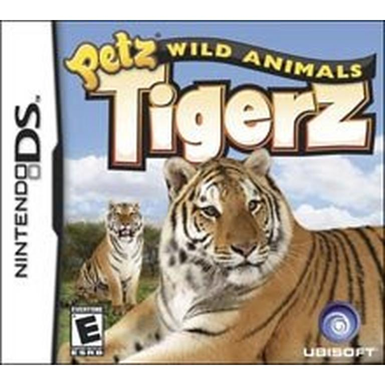 Petz Wild Animals Tigerz